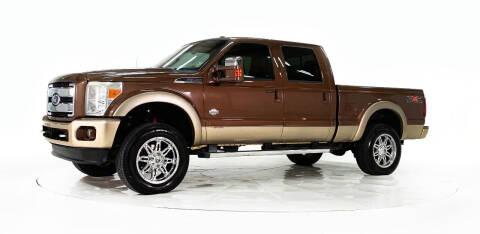 2011 Ford F-250 Super Duty for sale at Houston Auto Credit in Houston TX