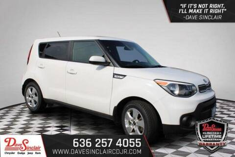 2017 Kia Soul for sale at Dave Sinclair Chrysler Dodge Jeep Ram in Pacific MO