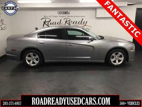 2013 Dodge Charger for sale at Road Ready Used Cars in Ansonia CT