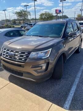 2016 Ford Explorer for sale at JOE BULLARD USED CARS in Mobile AL