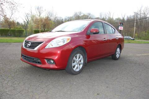 2012 Nissan Versa for sale at New Hope Auto Sales in New Hope PA
