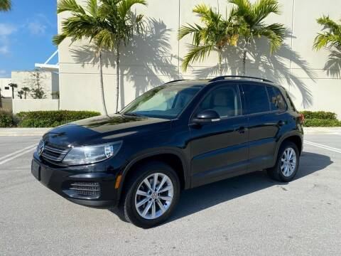 2015 Volkswagen Tiguan for sale at Keen Auto Mall in Pompano Beach FL