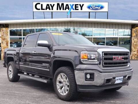 2015 GMC Sierra 1500 for sale at Clay Maxey Ford of Harrison in Harrison AR