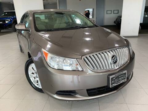 2011 Buick LaCrosse for sale at Auto Mall of Springfield in Springfield IL
