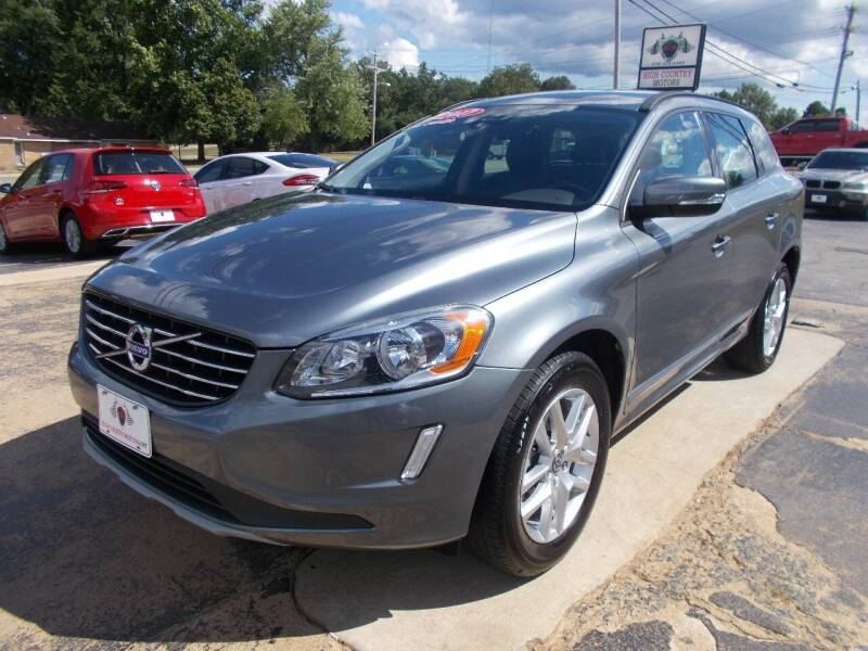 2017 Volvo XC60 for sale at High Country Motors in Mountain Home AR