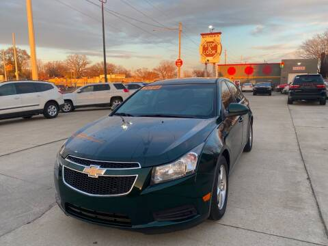 2014 Chevrolet Cruze for sale at Matthew's Stop & Look Auto Sales in Detroit MI