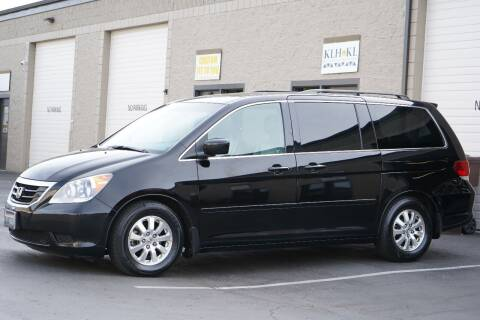 2010 Honda Odyssey for sale at Overland Automotive in Hillsboro OR