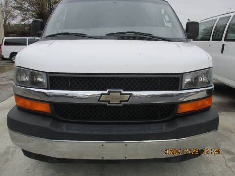 2017 Chevrolet Express Passenger for sale at Atlantic Motors in Chamblee GA