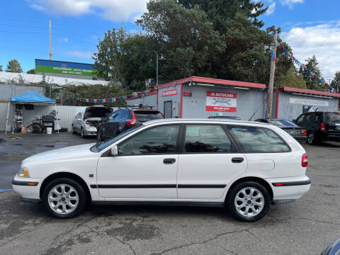 2000 Volvo V40 for sale at Valley Sports Cars in Des Moines WA
