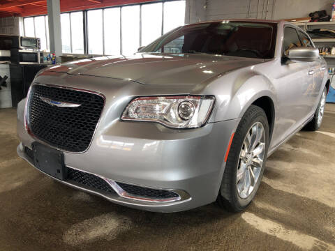 2017 Chrysler 300 for sale at Champs Auto Sales in Detroit MI