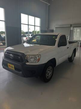 2014 Toyota Tacoma for sale at Tom Peacock Nissan (i45used.com) in Houston TX