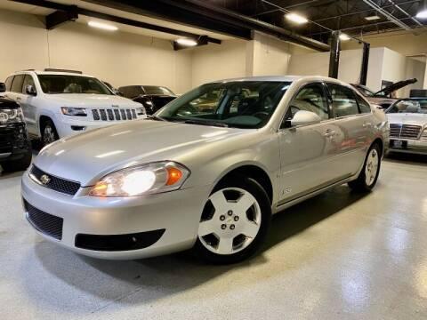 2006 Chevrolet Impala for sale at Motorgroup LLC in Scottsdale AZ