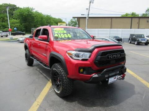 2018 Toyota Tacoma for sale at Auto Land Inc in Crest Hill IL