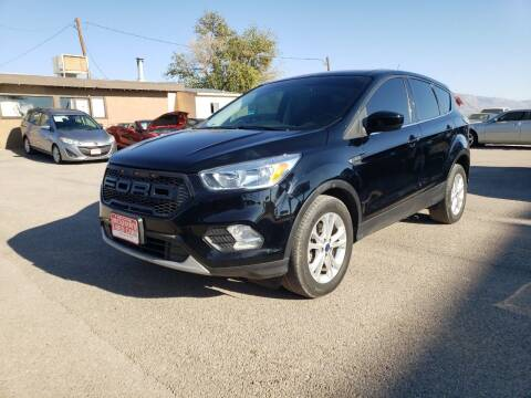 2017 Ford Escape for sale at Bickham Used Cars in Alamogordo NM