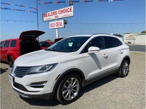2015 Lincoln MKC for sale at Dealers Choice Inc in Farmersville CA