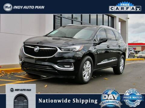 2018 Buick Enclave for sale at INDY AUTO MAN in Indianapolis IN