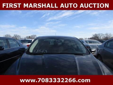 2015 Ford Fusion Hybrid for sale at First Marshall Auto Auction in Harvey IL