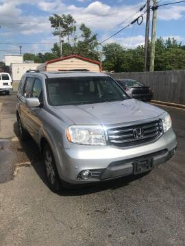 2013 Honda Pilot for sale at City to City Auto Sales - Raceway in Richmond VA