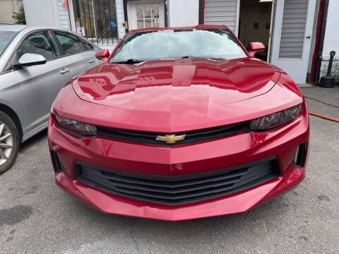 2017 Chevrolet Camaro for sale at Buy Here Pay Here Auto Sales in Newark NJ