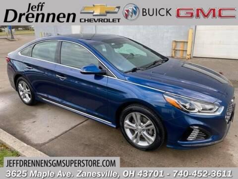 2018 Hyundai Sonata for sale at Jeff Drennen GM Superstore in Zanesville OH