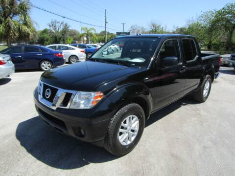 2017 Nissan Frontier for sale at S & T Motors in Hernando FL