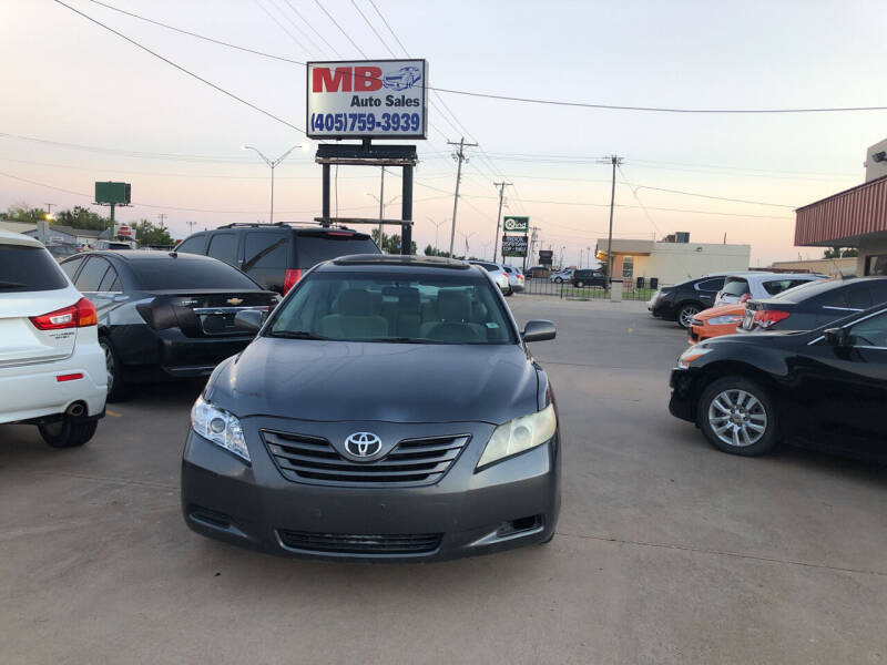 2008 Toyota Camry for sale at MB Auto Sales in Oklahoma City OK