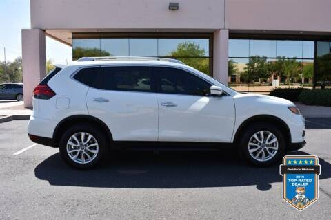 2017 Nissan Rogue for sale at GOLDIES MOTORS in Phoenix AZ