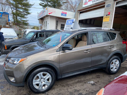2013 Toyota RAV4 for sale at White River Auto Sales in New Rochelle NY