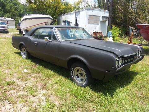 1966 Oldsmobile Cutlass for sale at First Choice Auto in Orlando FL