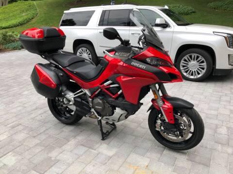 2016 Ducati Multistrada 1200 S Touring for sale at Kent Road Motorsports in Cornwall Bridge CT