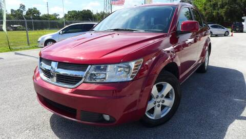 2010 Dodge Journey for sale at Das Autohaus Quality Used Cars in Clearwater FL