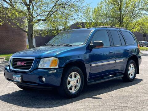 2005 GMC Envoy for sale at North Imports LLC in Burnsville MN