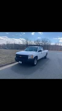 2013 Chevrolet Silverado 1500 for sale at 7 Sky Auto Repair and Sales in Stafford VA