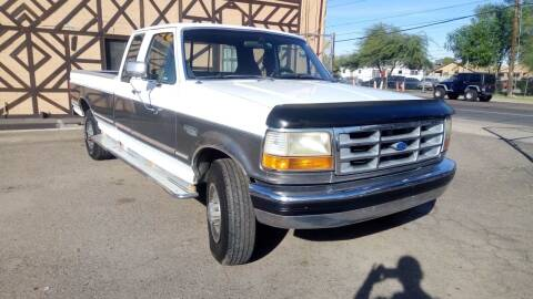 1992 Ford F-250 for sale at Used Car Showcase in Phoenix AZ