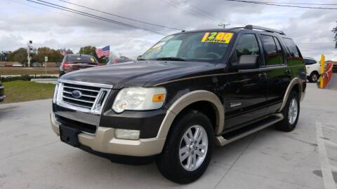 2007 Ford Explorer for sale at GP Auto Connection Group in Haines City FL