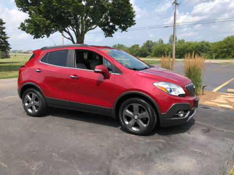 2014 Buick Encore for sale at Fox Valley Motorworks in Lake In The Hills IL