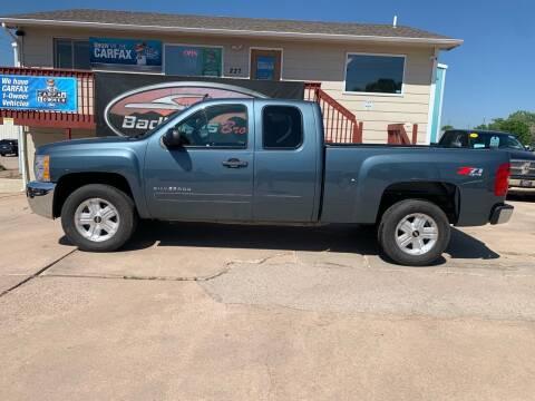 2013 Chevrolet Silverado 1500 for sale at Badlands Brokers in Rapid City SD