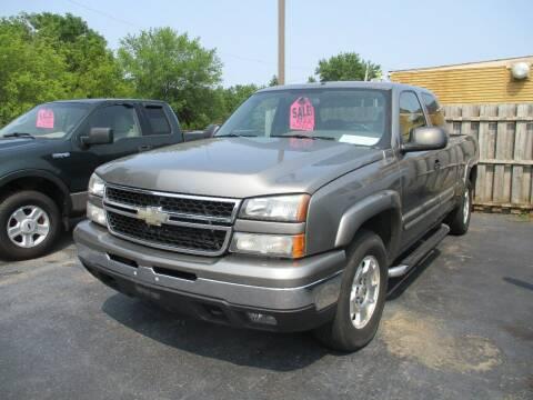 2006 Chevrolet Silverado 1500 for sale at SPRINGFIELD AUTO SALES in Springfield WI