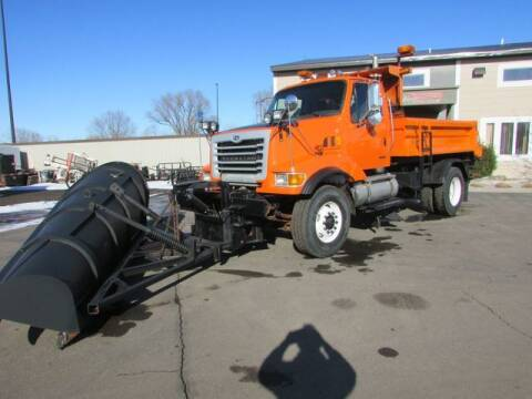2002 Sterling L8500 Series