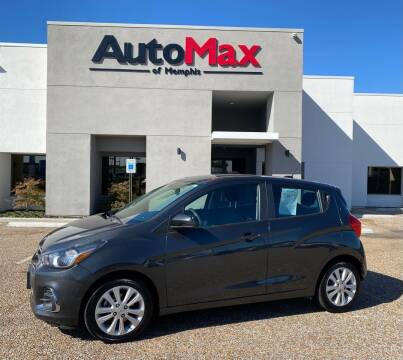 2017 Chevrolet Spark for sale at AutoMax of Memphis in Memphis TN