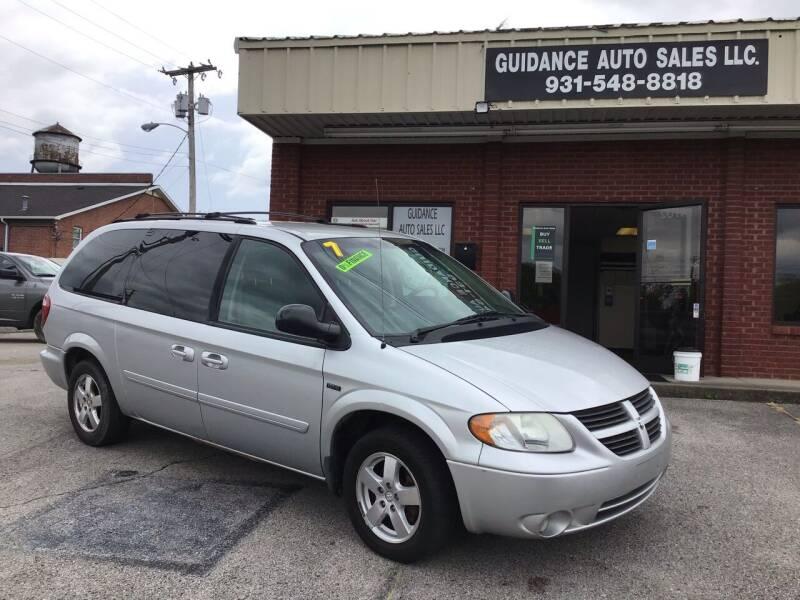 2007 Dodge Grand Caravan for sale at Guidance Auto Sales LLC in Columbia TN