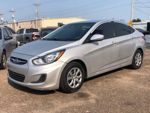 2013 Hyundai Accent for sale at El Tucanazo Auto Sales in Grand Island NE