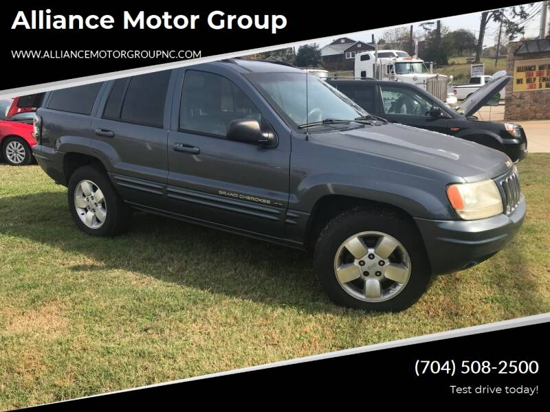 2001 Jeep Grand Cherokee for sale at Alliance Motor Group in Troutman NC