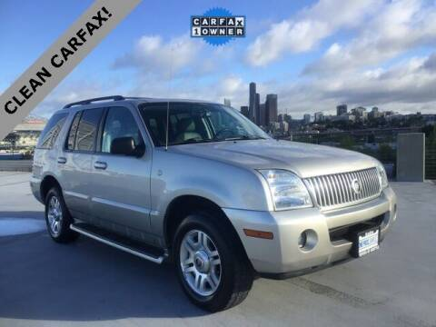 2003 Mercury Mountaineer for sale at Toyota of Seattle in Seattle WA
