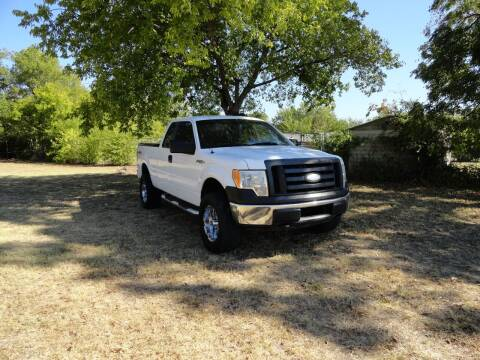 2009 Ford F-150 for sale at Vamos-Motorplex in Lewisville TX