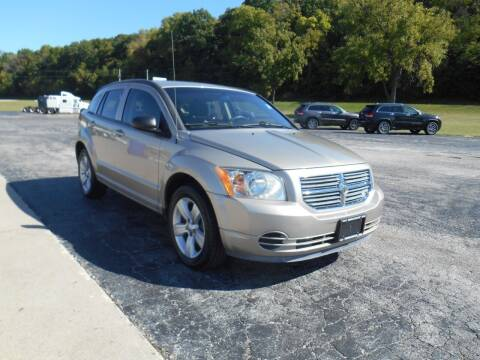 2010 Dodge Caliber for sale at Maczuk Automotive Group in Hermann MO