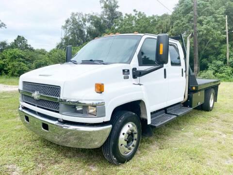 2003 GMC C4500 for sale at Scruggs Motor Company LLC in Palatka FL