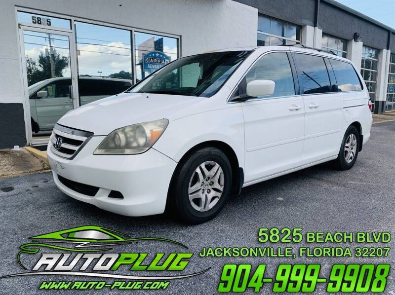 2007 Honda Odyssey for sale at AUTO PLUG in Jacksonville FL