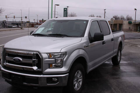2017 Ford F-150 for sale at Northland Auto Sales in Kansas City MO