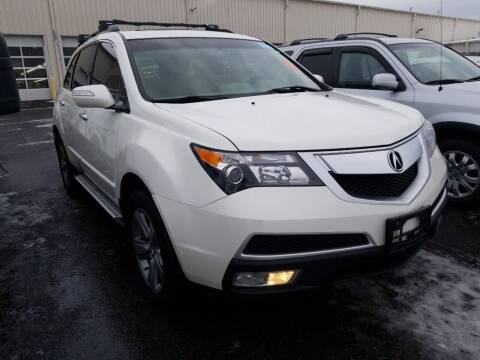 2011 Acura MDX for sale at MOUNT EDEN MOTORS INC in Bronx NY